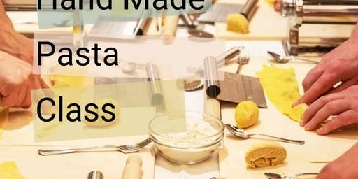 Hand Made Pasta Class With A Holiday Twist