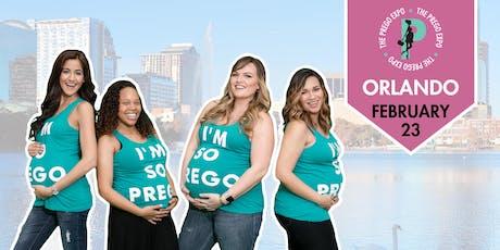 The Prego Expo - Orlando tickets
