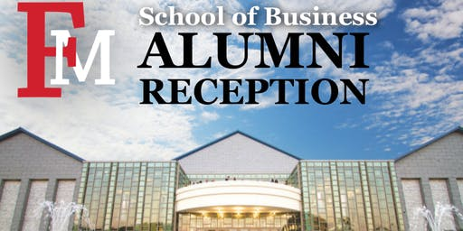 FMU School of Business Alumni Reception 2019