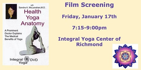 Health Yoga Anatomy Film Screening tickets