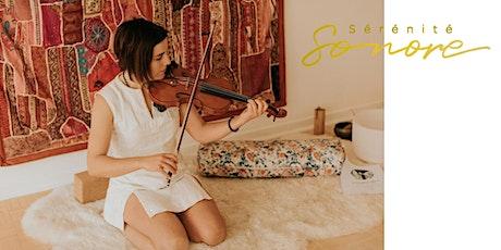 Rêve de mer - Eliza Moore, violoniste billets