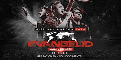 ATLANTA - Miel San Marcos 2020 | Evangelio tickets