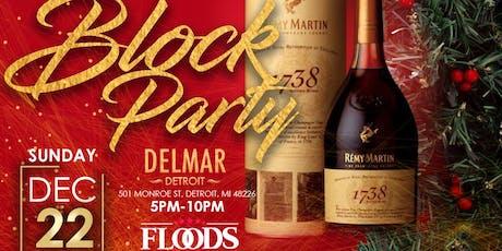 HUSH SUNDAYS CHRISTMAS BLOCK PARTY tickets