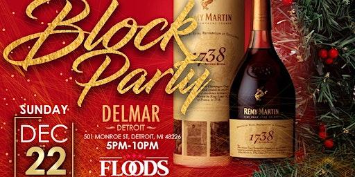 HUSH SUNDAYS CHRISTMAS BLOCK PARTY