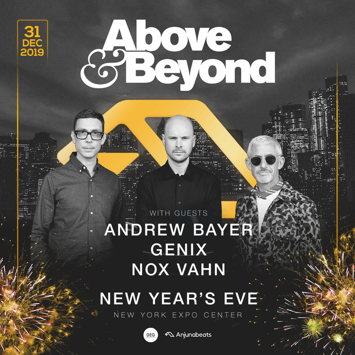 Walking Dead Events 2020.Above Beyond Nye 2020 Tickets Tue Dec 31 2019 At 9 00