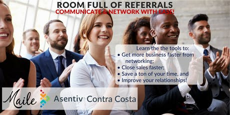 Room Full of Referrals, Communicate & Network with Ease! tickets