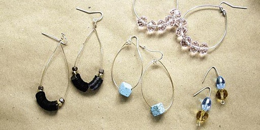 Complimentary Earring Making with Diament at The Wharf