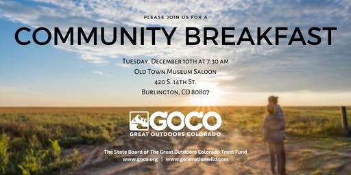 GOCO Community Breakfast