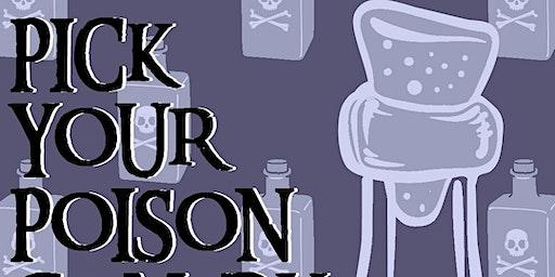 Pick Your Poison Comedy Show Season Two Round Four