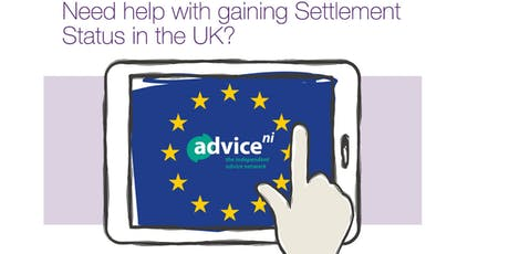 Meeting on Settlement Scheme (questions & assistance with registration) tickets