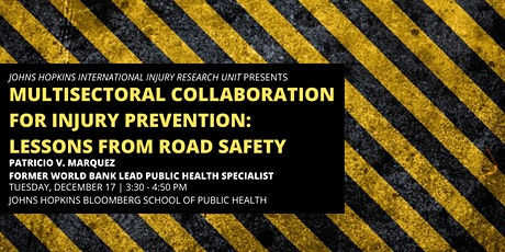 Multisectoral collaboration for Injury Prevention: Lessons from Road Safety tickets