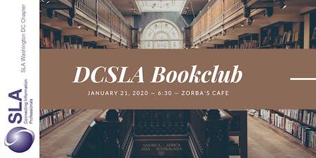 DCSLA Nonfiction book Club: Algorithms of Oppression tickets