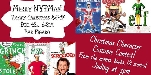 Merry NYPmas Open Christmas Party!