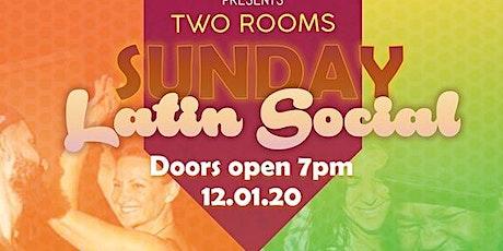 Sunday Latin Social tickets