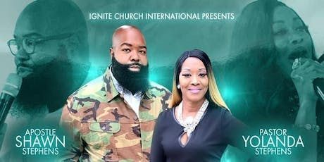 Ignite Church Founder's Luncheon tickets