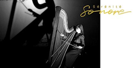 Résonances sympathiques - Sarah Pagé, harpiste billets