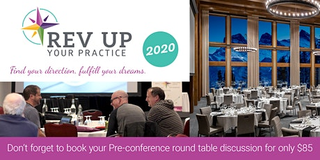 Rev Up Your Practice 2020 tickets