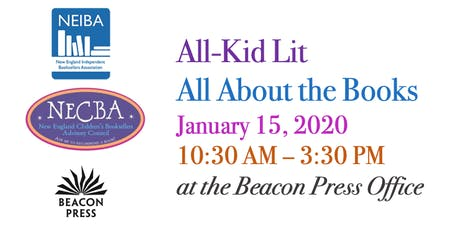 Kid Lit January 2020 All About the Books tickets