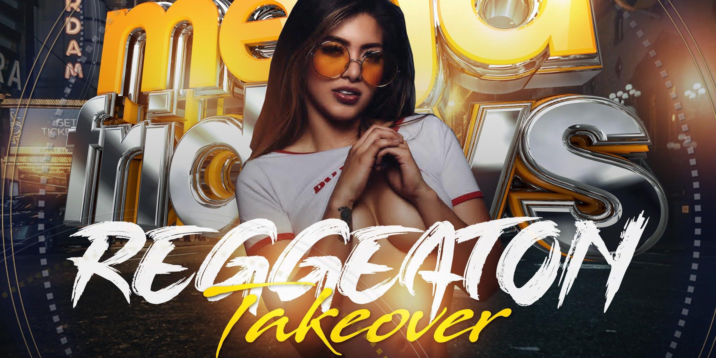 Mega Fridays - Latin Fridays In Charlotte - Reggeaton Takeover