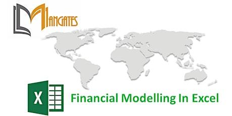 Financial Modelling In Excel 2 Days Virtual Live Training in Helsinki tickets