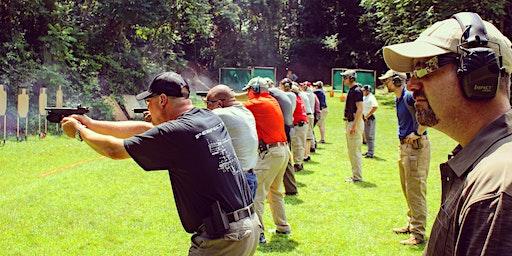 Combat Pistol Level 1: Beyond Concealed Carry (Kansas)