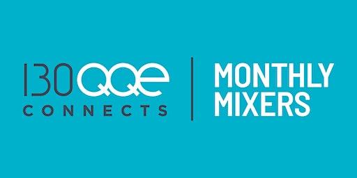 130 QQE Connects: Monthly Mixers - Artscape