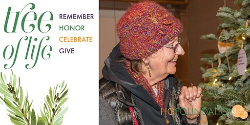 Tree of Life Celebration - Hospice Giving Foundation