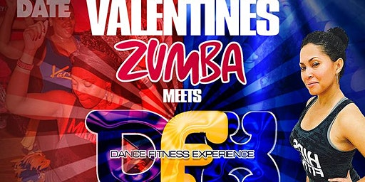 HIPS Fitness Valentine's Zumba meets DFX Party!