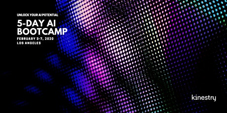 Kinestry's 5-Day AI Bootcamp - February 3-7 tickets