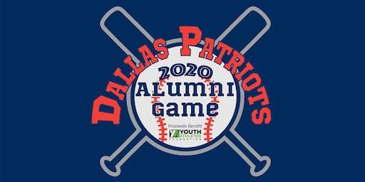 Annual Dallas Patriots Alumni Game benefitting Youth Athletes Foundation