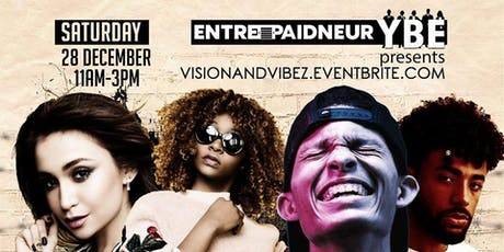 Vision & Vibez: The Ultimate Vision Board Party Experience tickets