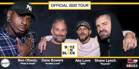Mecca York Boyz On Block tickets