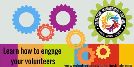 Leadership and Management for Volunteer Managers VMC102 tickets