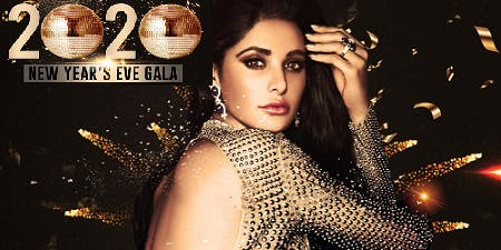 Bollywood Shake New Year's Eve Gala 2020 Featuring Nargis Fakhri