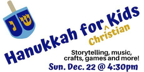 Hanukkah for Christian Kids tickets