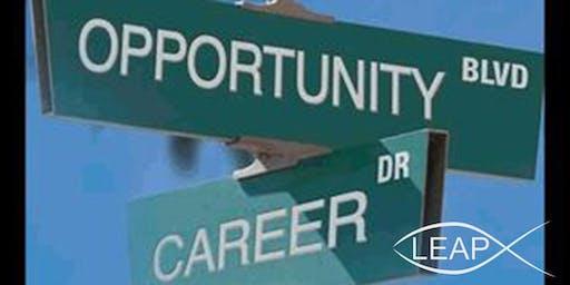 LEAP Career Transitions Workshop