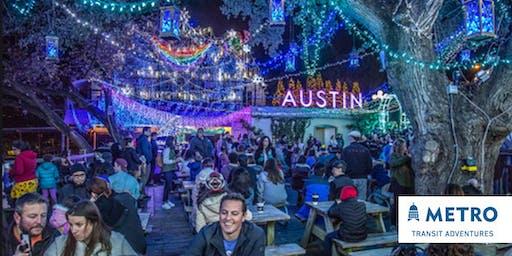 TRANSIT ADVENTURE (12/20) | Mozart's Christmas Light Show