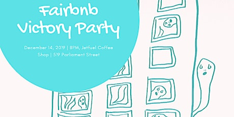 Fairbnb Victory Party tickets