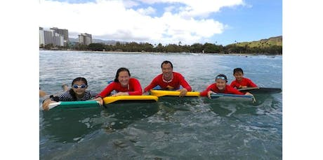 1 Hour Family Bodyboarding Lessons (2020-01-22 starts at 9:00 AM) tickets