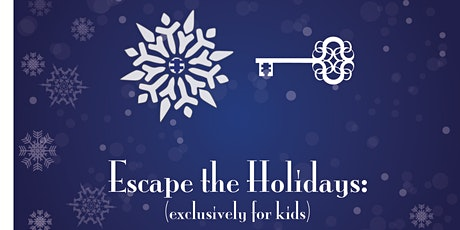Holidays Themed Escape Room tickets