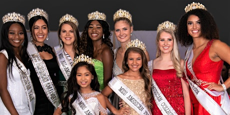 Miss American Teen and Collegiate Pageant 2020 National Finals tickets