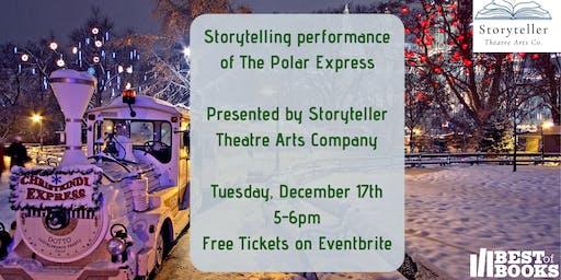 Storyteller Theatre Arts Presents Polar Express at Best of Books
