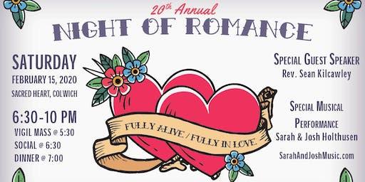 Night of Romance 2020