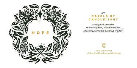 Carols by Candelight tickets