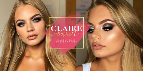 Claire Boshell Makeup Masterclass tickets