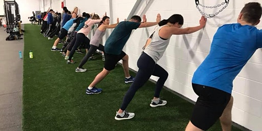OttFreeFit Game Day 4 at CANAM Strength & Conditioning – Festivus Workout