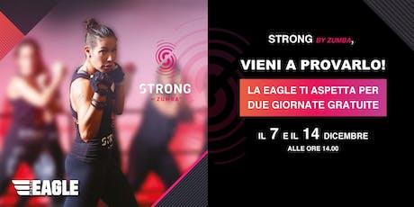 Strong by Zumba | Venite a provarlo il 7 e il 14 Dicembre! biglietti