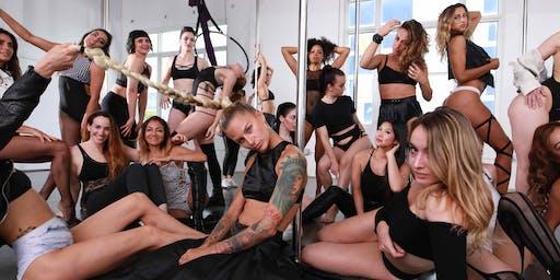 Milan Pole Dance Studio - Anniversary Party