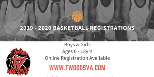 2019-2020 Basketball Registration & Practice