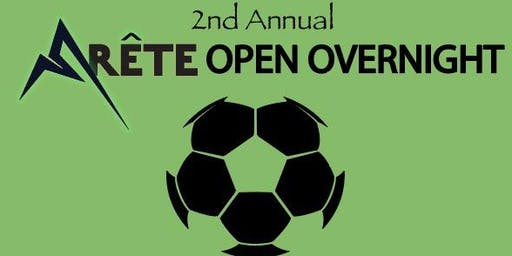 2nd Annual Arête Open
